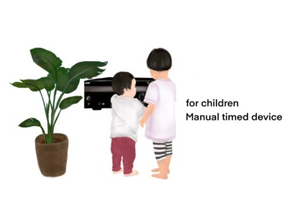 幼女とアンプ